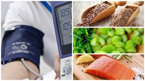 التحكم في ارتفاع ضغط الدم – استعن بهذه الأطعمة السبعة في مواجهة الحالة