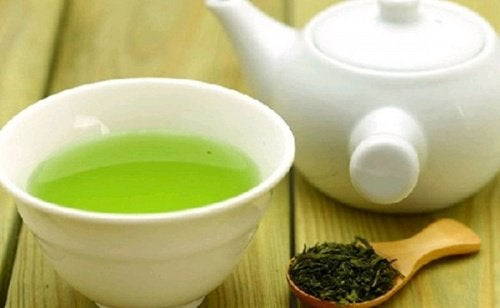 الشاي الأخضر لـ صحة الكبد والبنكرياس