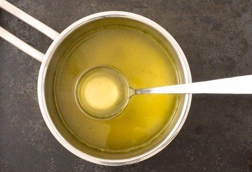 حساء طبيعي