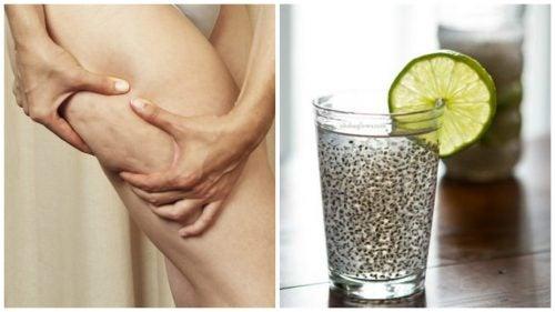 شراب بذور الكتان الطبي – شراب فعّال لمكافحة السيلوليت وتحسين مظهر الجلد