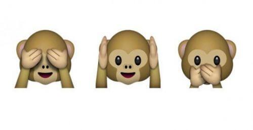 القرد الذي يغطي عينيه: ميزارو