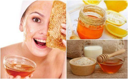 أقنعة العسل - اكتشفي خمسة أقنعة تساعدك على مكافحة التجاعيد
