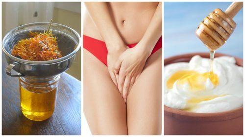 الإفرازات المهبلية الزائدة – 6 علاجات منزلية تساعدك على التعامل معها