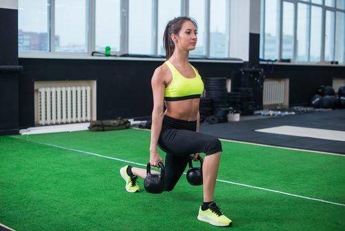 تمارين مختلفة لعضلات الأرداف والفخذين