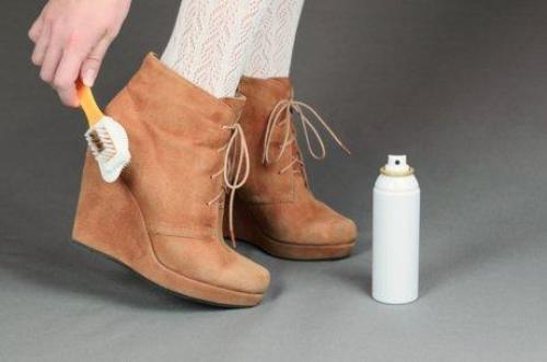 تنظيف الأحذية - اكتشف كيف تستطيع تنظيف والاعتناء بالأحذية المختلفة