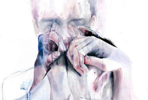 الاعتداء النفسي والألم البدني المتكرر