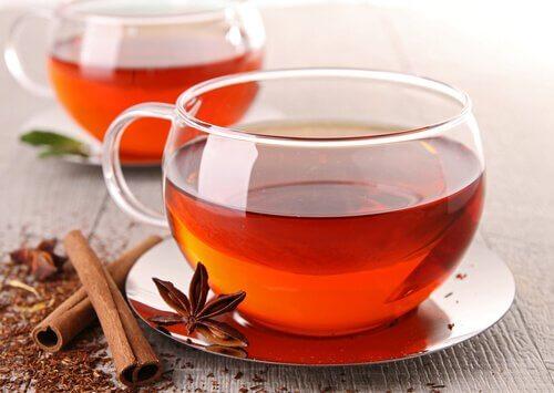 شاي القرفة