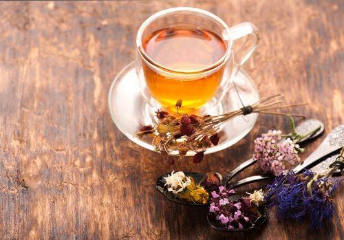 شاي الناردين