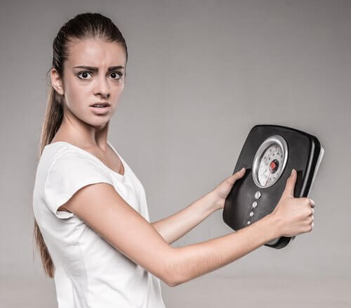 فقدان الوزن السريع