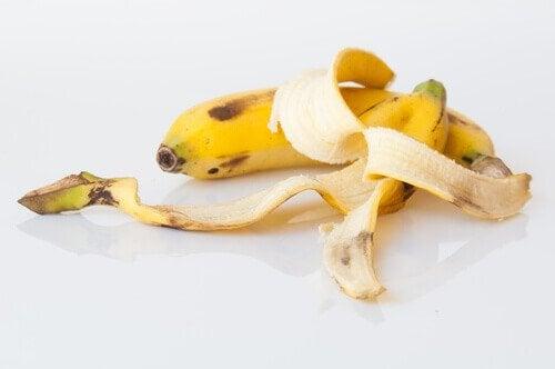 كمبوست قشر الموز