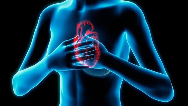 الذبحة الصدرية من مشاكل القلب