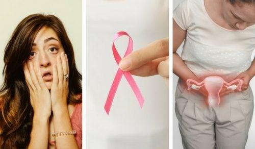 أعراض السرطان – 8 أعراض شائعة يتجاهلها معظم الناس