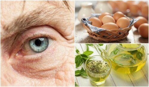 التنكس البقعي - احم عينيك من الحالة بالاستعانة بهذه الأطعمة السبعة