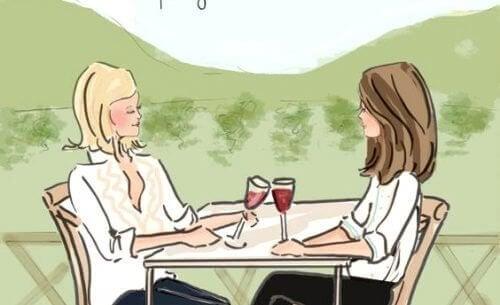 الصداقة بين النساء : وسيلة مدهشة لمكافحة التوتر والضغط العصبي