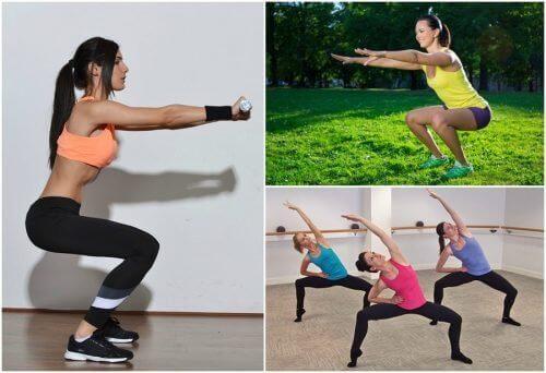 تمرين السكوات – 6 أنواع من تمرين السكوات تساعدك على تدريب عضلات الرجل