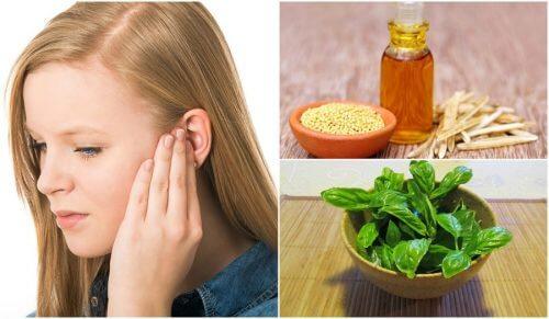 حالة طنين الأذن - 6 علاجات منزلية تساعدك على تخفيف الحالة