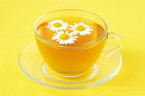 شاي الكاموميل