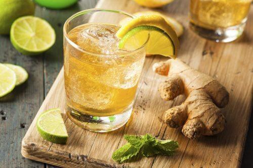 نبات الزنجبيل – اكتشف 5 فوائد مثيرة للاهتمام لمشروب الزنجبيل الرائع!