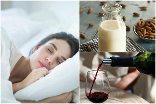 اضطرابات النوم - 6 مشروبات طبيعية تساعدك على مكافحتها