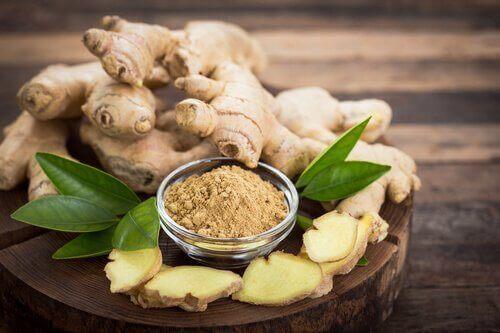 6 علاجات زنجبيل للحفاظ على صحة البشرة