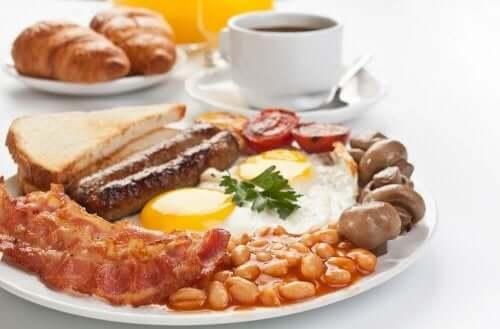 المزيد من البروتين على وجبة الإفطار