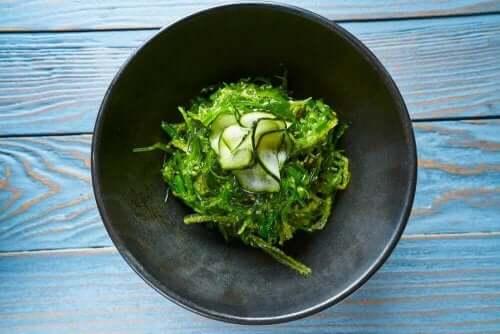 الأعشاب البحرية الصالحة للأكل