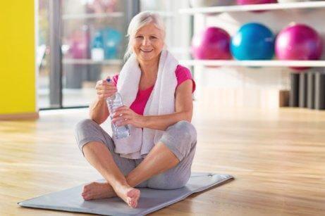 ممارسة الرياضة و الالتهاب العظمي المفصلي