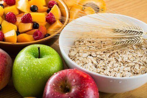خمس وجبات صحية
