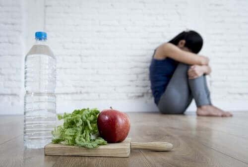 النظام الغذائي السيء و الإصابة بالاكتئاب