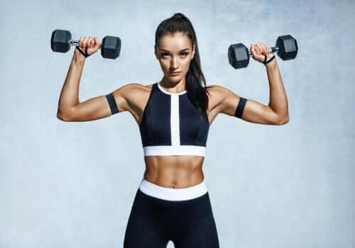 متى يجب تجنب تقوية العضلات