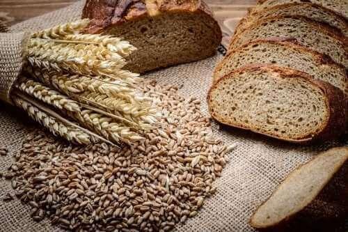 كيفية تحضير خبز الحنطة والجاودار