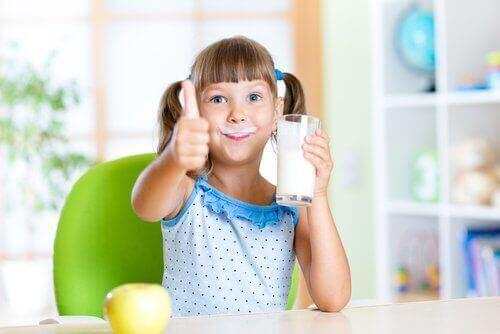 فوائد استهلاك الحليب