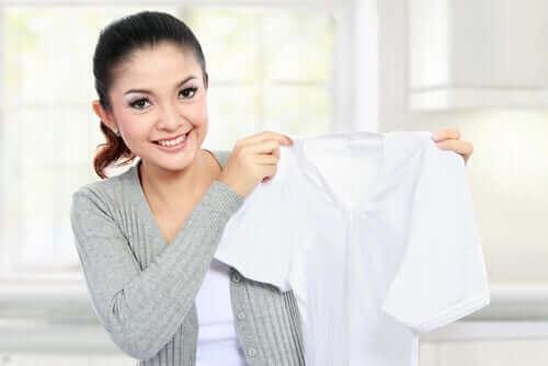 ملابس نظيفة