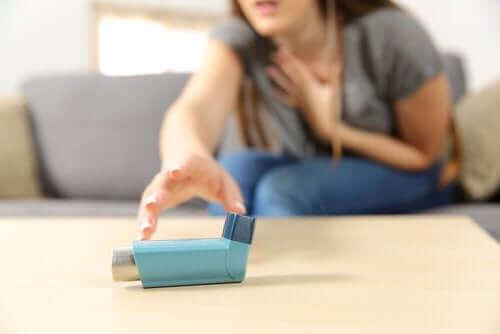 الربو الشديد الحاد : اكتشف الأعراض والعلاجات