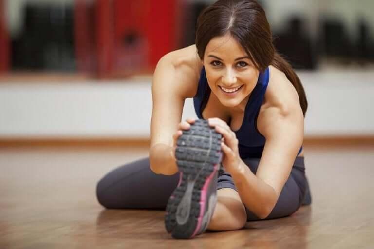 تمارين رياضية خلال فترة الحجر الصحي