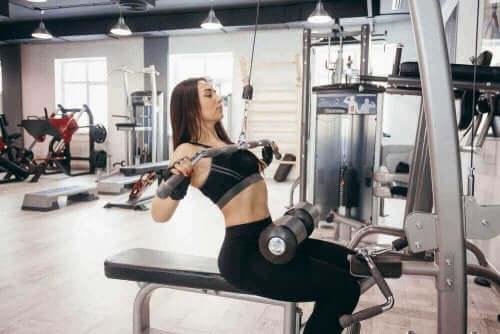 تقوية العضلات لتجنب ألم أسفل الظهر
