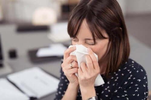 أعراض فيروس الكورونا