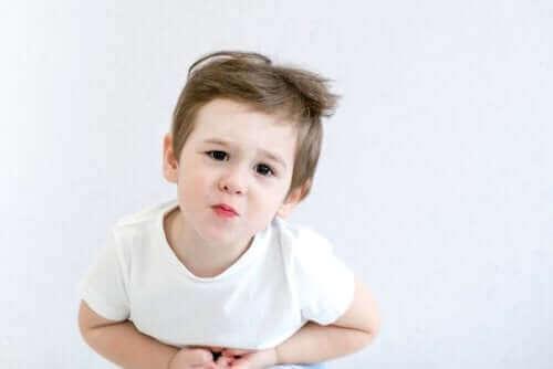أعراض المتلازمة الكلوية في حالة الأطفال