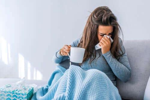 مرض الإنفلونزا – اكتشف معنا كيف يؤثر هذا المرض على الجسم