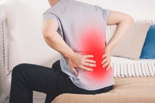 العدوى تسبب ألم الكليتين