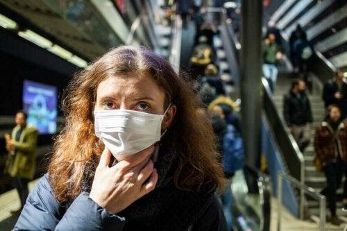 هل تعاني من فيروس الكورونا الجديد أم الإنفلونزا أم الحساسية؟