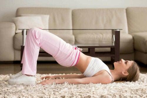 5 تمارين منزلية يمكنك ممارستها خلال فترة الحجر الصحي