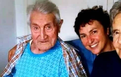 البيرتو بيولتشي: الرجل الذي نجا من فيروس كورونا في سن 101 عام