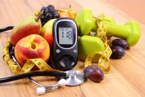 التغذية و سكري النوع الأول