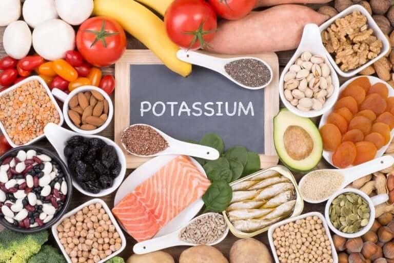 مرضى ارتفاع ضغط الدم والبوتاسيوم