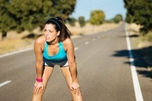 التمارين وحمض اللاكتيك