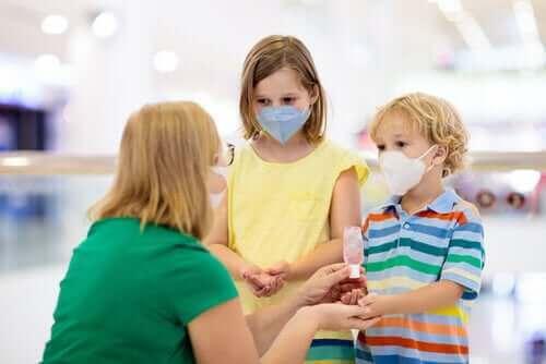 فيروس كورونا والأطفال – كل ما تحتاج إلى معرفته