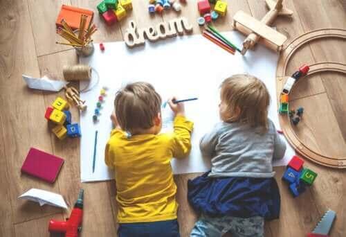 كيفية إنشاء مساحة تعلم مناسبة للأطفال خلال فترة الحجر الصحي