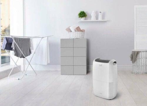 مزيل الرطوبة - اكتشف مزايا امتلاك جهاز إزالة رطوبة داخل المنزل