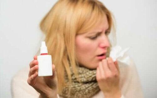 المسار الأنفي كطريقة بديلة لتعاطي الأدوية